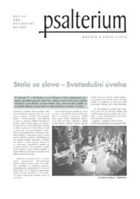 Psalterium 2014/3