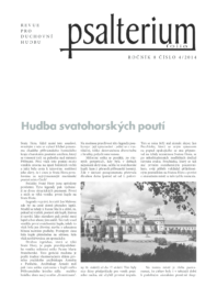 Psalterium 2014/4
