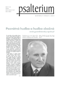 Psalterium 2015/1